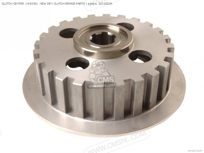 CLUTCH CENTER (4-DISK) NEW DRY CLUTCH REPAIR PARTS