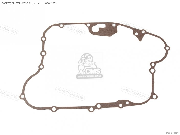 CLUTCH CRANKCASE COVER GASKET