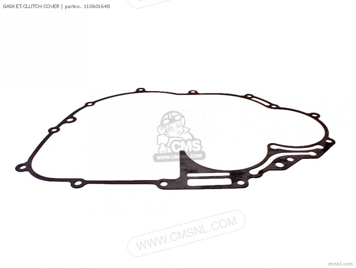 1996 A9  Klf220 north America Clutch Crankcase Cover Gasket