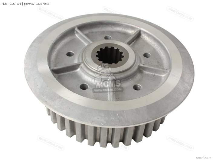 1985 ZX750-E2 GPz 750 Turbo CLUTCH HUB