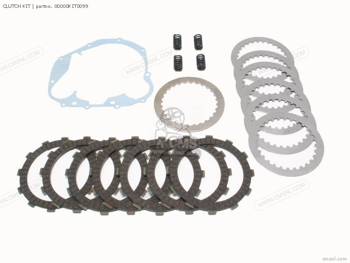 Cb500 Four K0 germany Clutch Kit