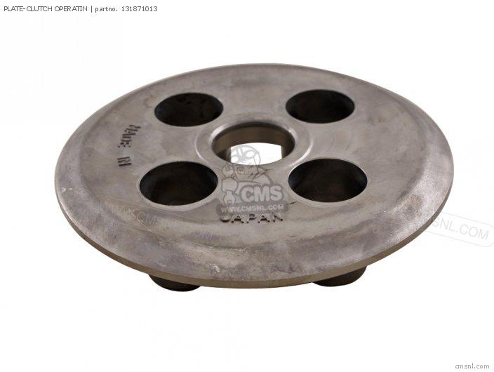 2003 Kx85-a3 Kx85 Clutch Operating Plate