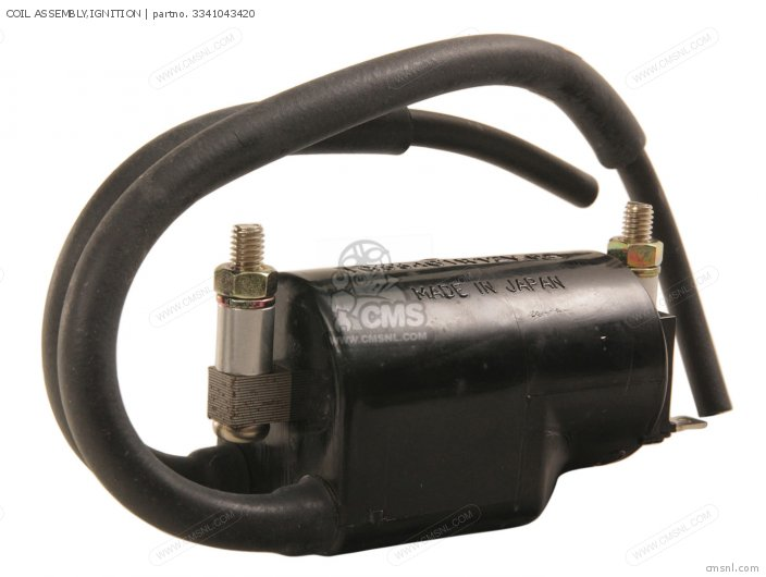 GSX500ES 1985 F GENERAL EXPORT E01 COIL ASSEMBLY IGNITION