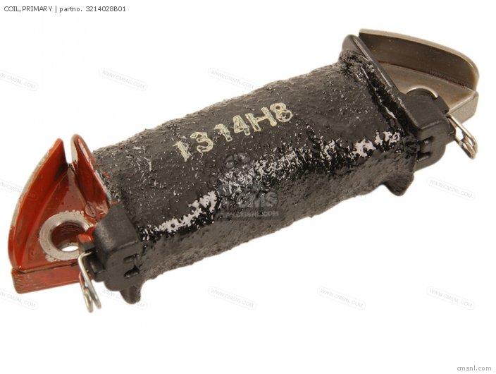 RB50 1987 H E01 COIL PRIMARY