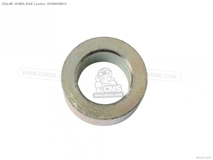 COLLAR, WHEEL AXLE
