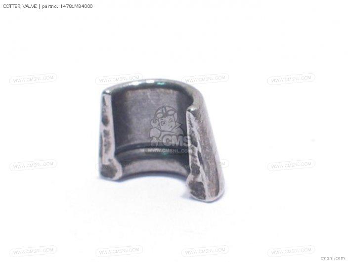 Cbr1000f 1994 r Usa California Cotter valve