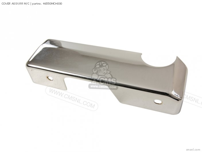 COVER ASSY,RR M/C