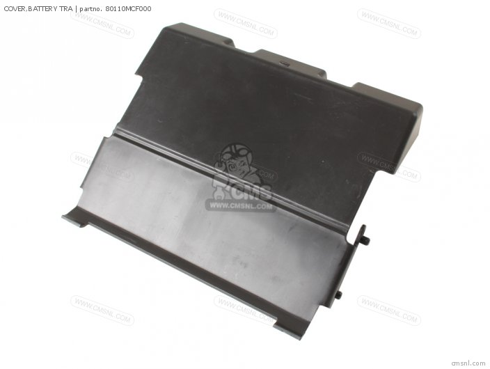 COVER,BATTERY TRA