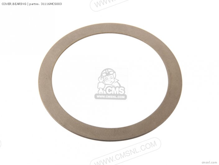 COVER,BEARING