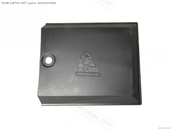 COVER,CAR*NH-158*