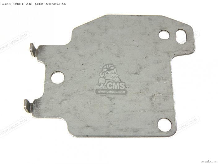 COVER,L BRK LEVER