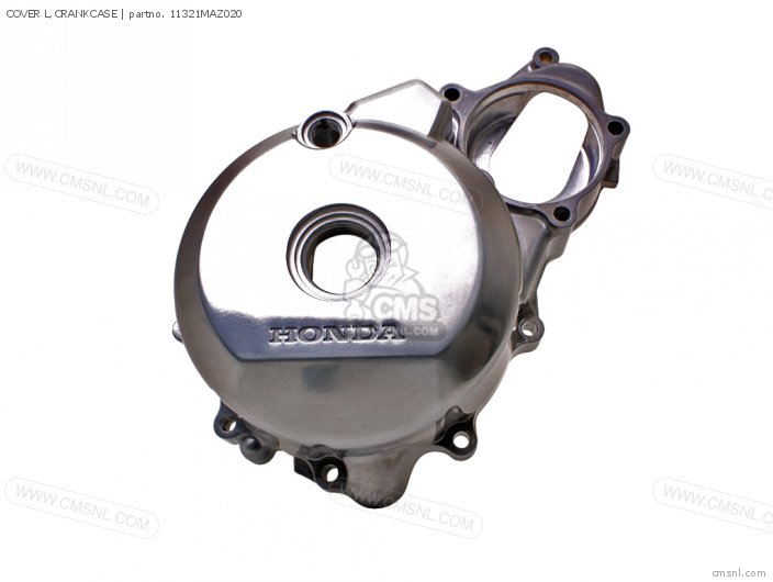 Cb1300 Super Four 2009 Brazil   Co  Mme Cover L crankcase