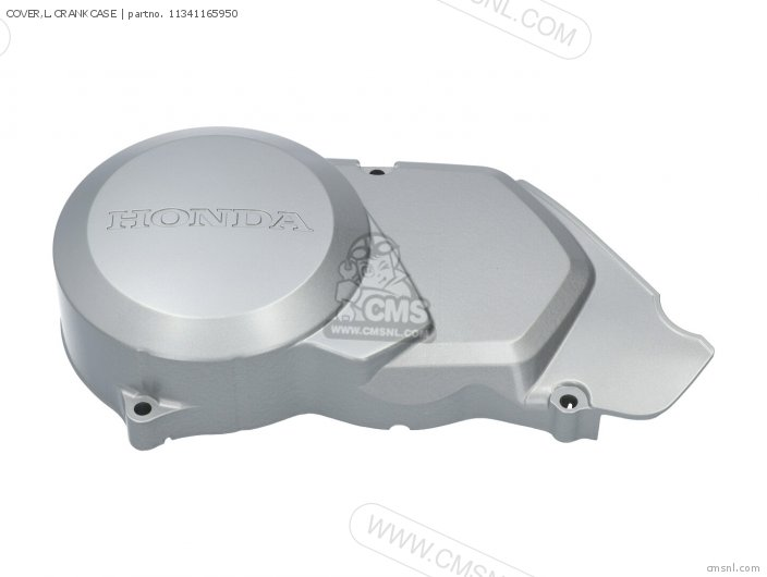 Crf50f 2005 European Direct Sales Cover l crankcase