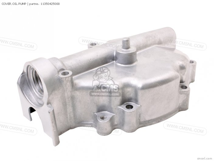 Cb750ka 1980 Four general Export Mph Cover oil Pump