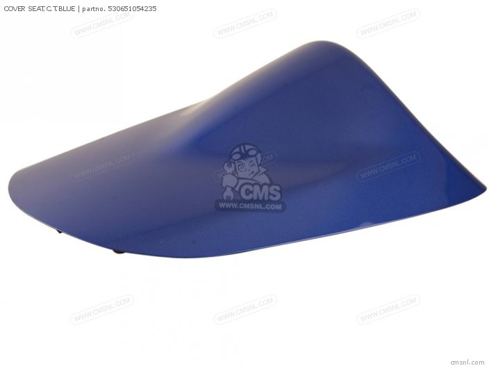 COVER SEAT,C.T.BLUE
