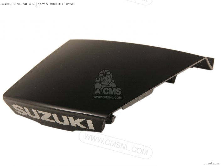 COVER SEAT TAIL CTR