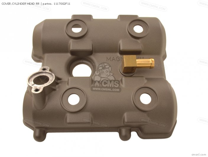 Cover, Cylinder Head Rr photo