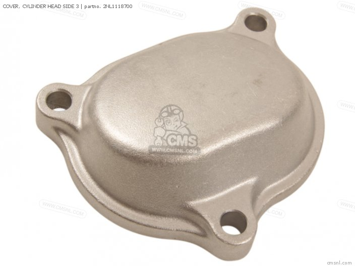 Cover, Cylinder Head Side 3 photo