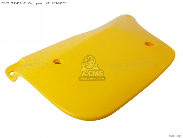 COVER  FRAME RH YELLOW