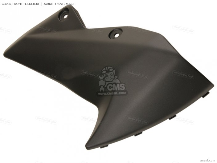 Cover, Front Fender, Rh photo