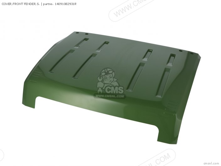Cover, Front Fender, S. photo