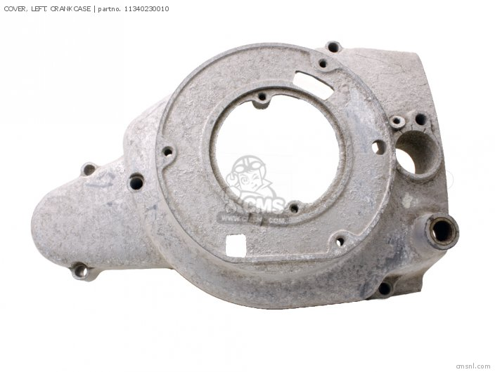 Cd125 Cover  Left  Crankcase