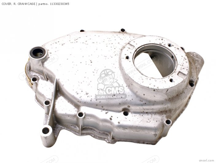 Cd125a Cover  R  Crankcase