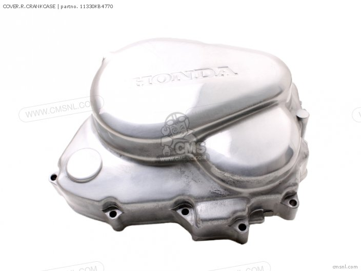 Cmx250c Rebel 250 1986 Usa Cover r crankcase