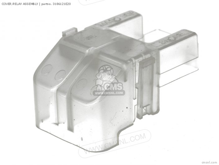 Cover, Relay Assembly photo
