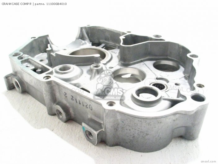 Crf50f 2005 European Direct Sales Crankcase Comp R