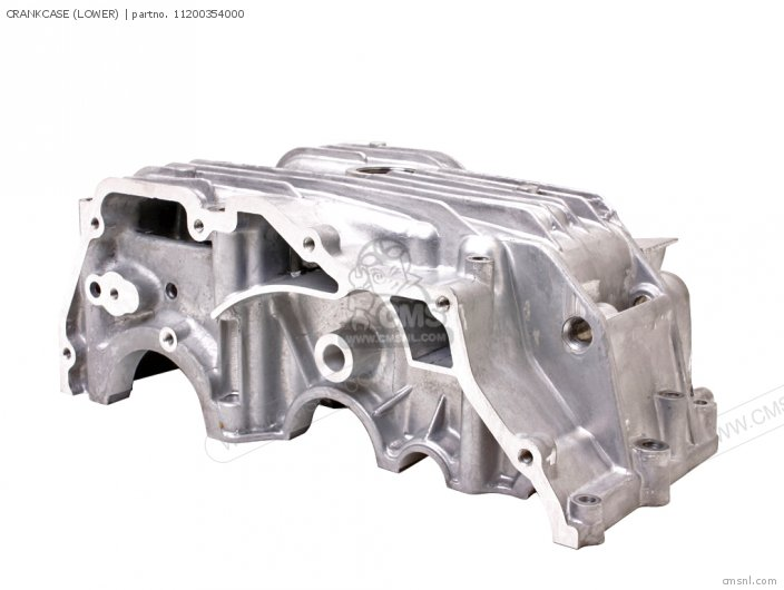 CRANKCASE (LOWER)