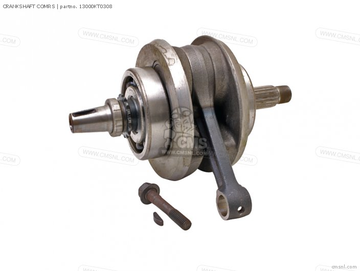 CRANKSHAFT COMP.S
