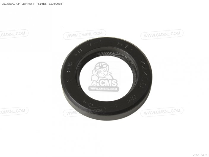 CRANKSHAFT OIL SEAL RH