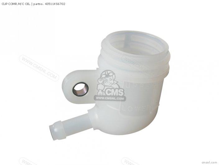 Cup Comp.,m/c Oil photo