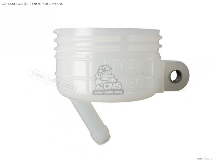 CUP COMP  OIL NI
