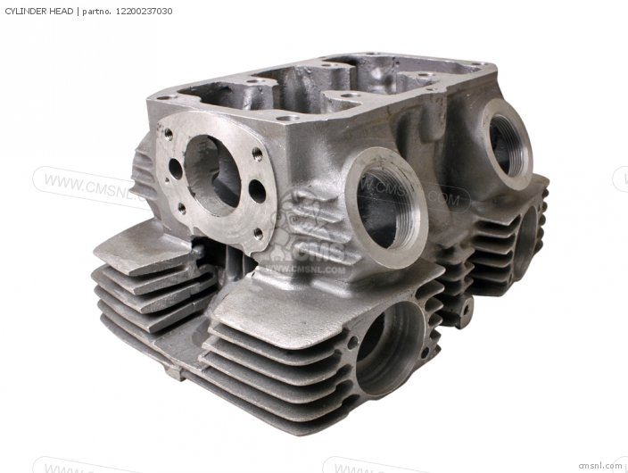 CD175A SLOPER GENERAL EXPORT CYLINDER HEAD
