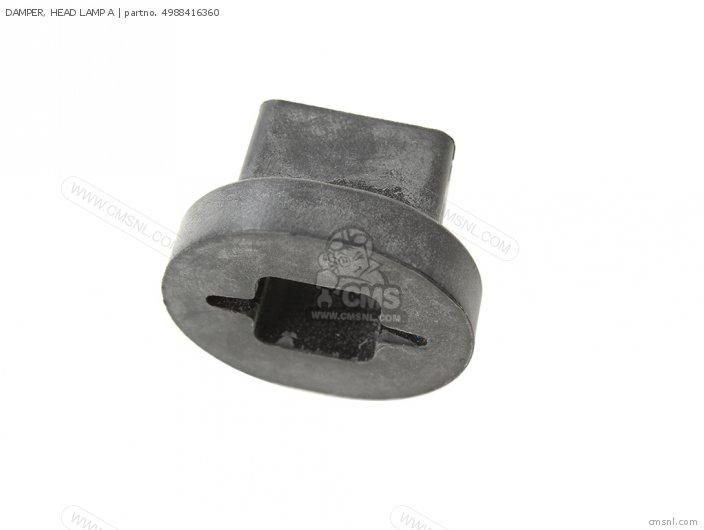DAMPER, HEAD LAMP A