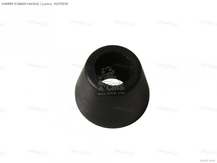 DAMPER RUBBER-HANDLE