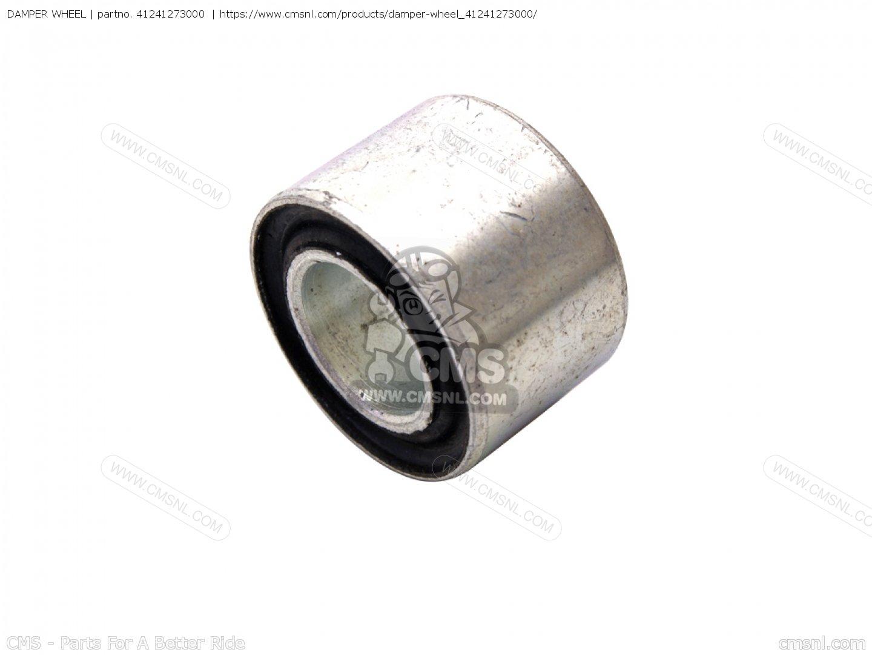 41241-273-000 NOS Honda rear wheel damper CL72 250 Scrambler CL77 305