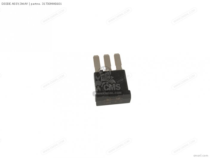 DIODE ASSY,3WAY