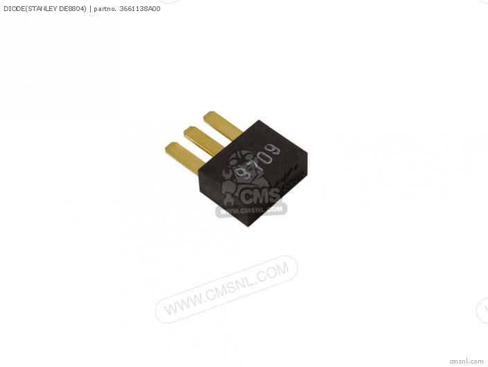 Diode(stanley De8804) photo