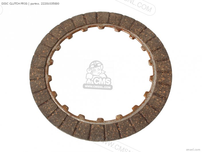 Disc Clutch Frig (mca) photo