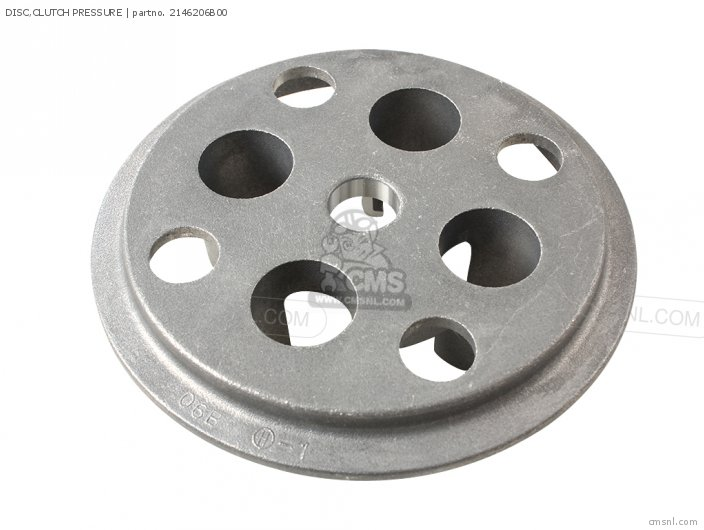 Disc, Clutch Pressure photo