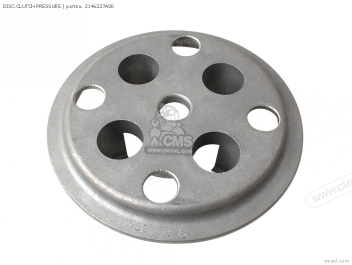 Disc, Clutch Pressure photo