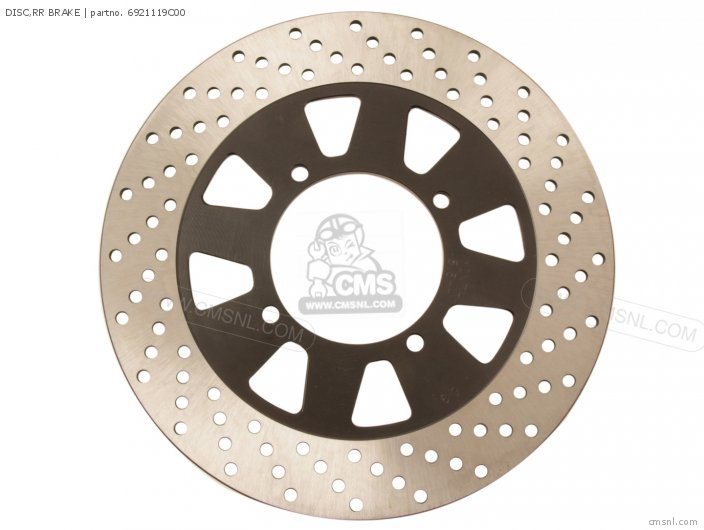 Disc, Rr Brake photo