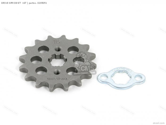Drive Sprocket  16t photo