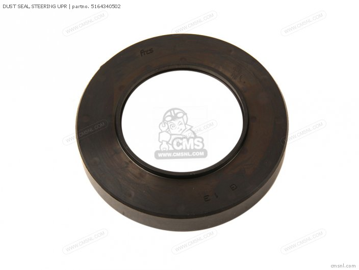 Dust Seal, Steering Upr photo