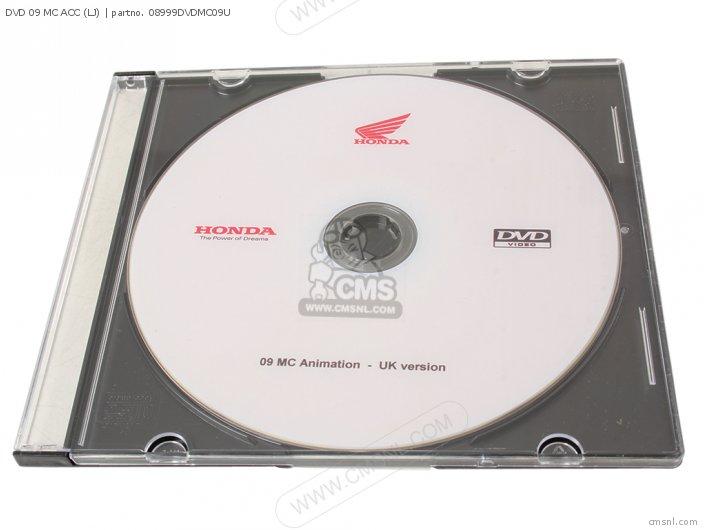 DVD 09 MC ACC (LJ)