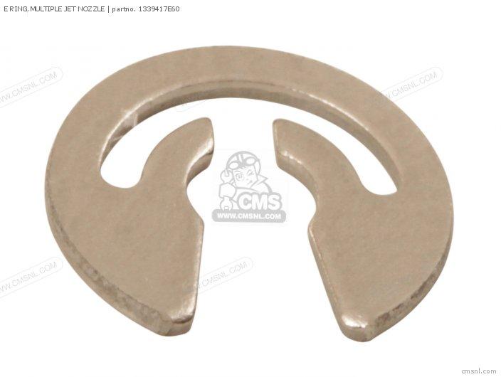 E Ring, Multiple Jet Nozzle photo
