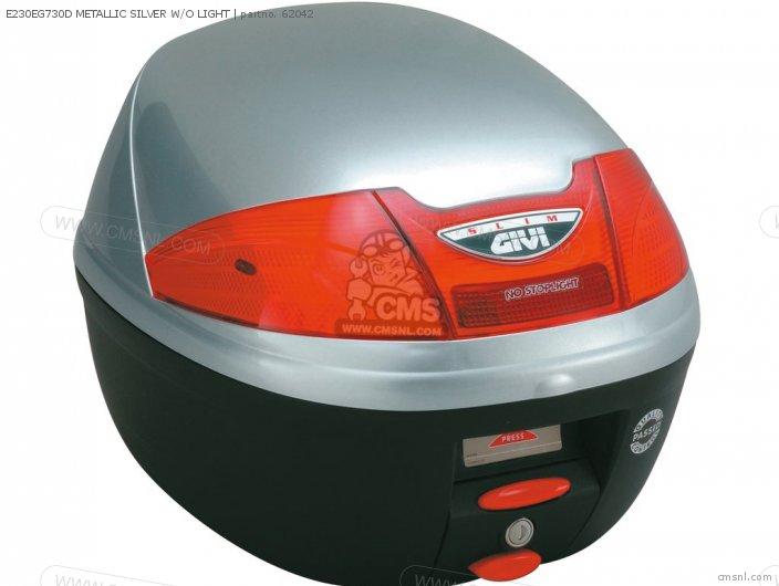 E230EG730D METALLIC SILVER W/O LIGHT